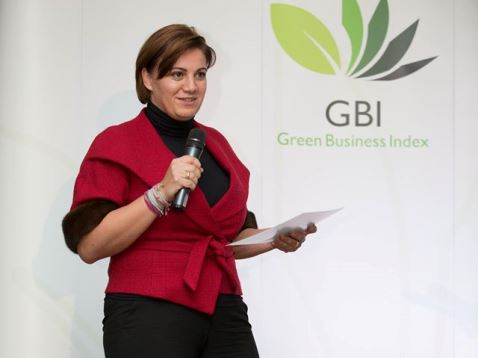 Anca Albulescu offered prizes for Green Buildings and Spaces