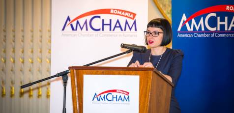 Anca Grigorescu to lead AmCham's Labor Committee