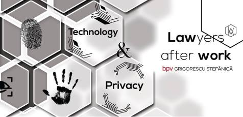 Lawyers after work – Technology & Privacy