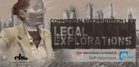 Legal Explorations – Commercial & Competition Law