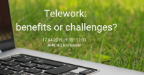 Telework: benefits or challenges? Find out at the seminar held by our Employment & Benefits team at AHK